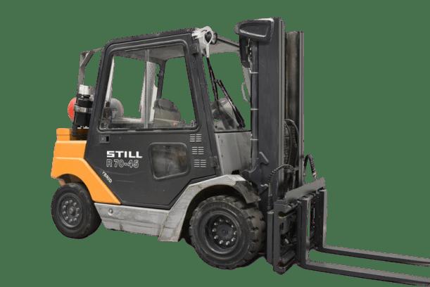 | FORK LIFTER-STILL | Fazl-e-Rasheed and Company September 2021