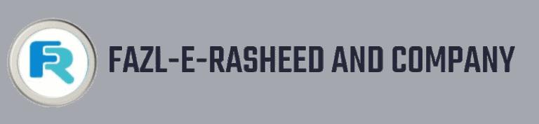 | Lights | Fazl-e-Rasheed and Company August 2021