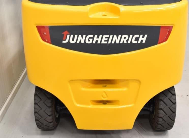 | FORK LIFTER-JUNGHEINRICH | Fazl-e-Rasheed and Company September 2021