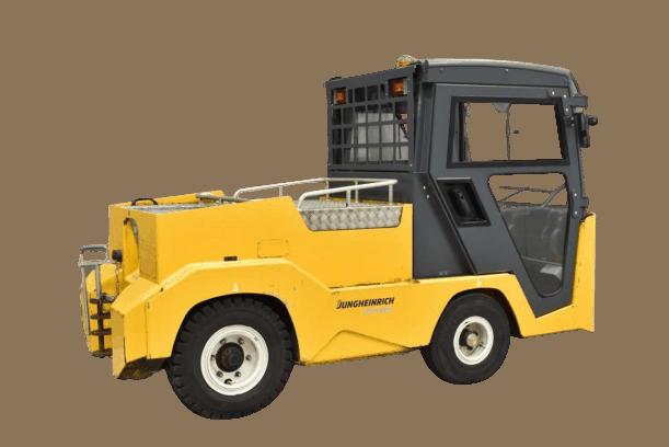   TOW TRUCK JUNGHEINRICH   Fazl-e-Rasheed and Company August 2021
