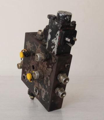 | Hydraulic Valve- Mast Damping | Fazl-e-Rasheed and Company September 2021