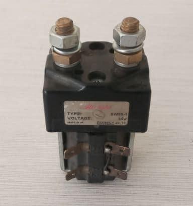 | Pump Contactor | Fazl-e-Rasheed and Company September 2021