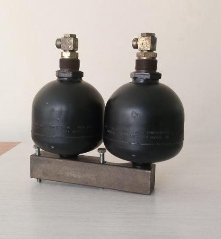   Hydraulic Accumulator   Fazl-e-Rasheed and Company September 2021