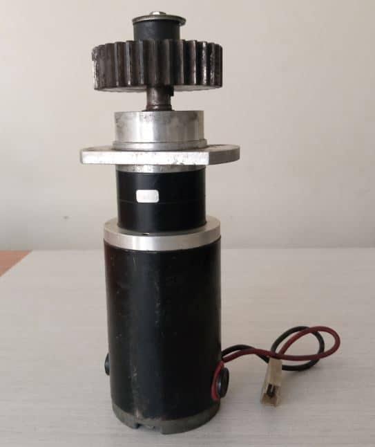 | Steering Motor (Servo Unit) | Fazl-e-Rasheed and Company September 2021