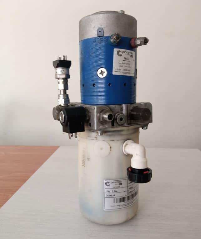 | Hydraulic Unit | Fazl-e-Rasheed and Company September 2021