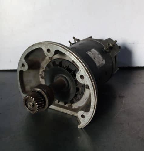 | Traction Motor | Fazl-e-Rasheed and Company August 2021