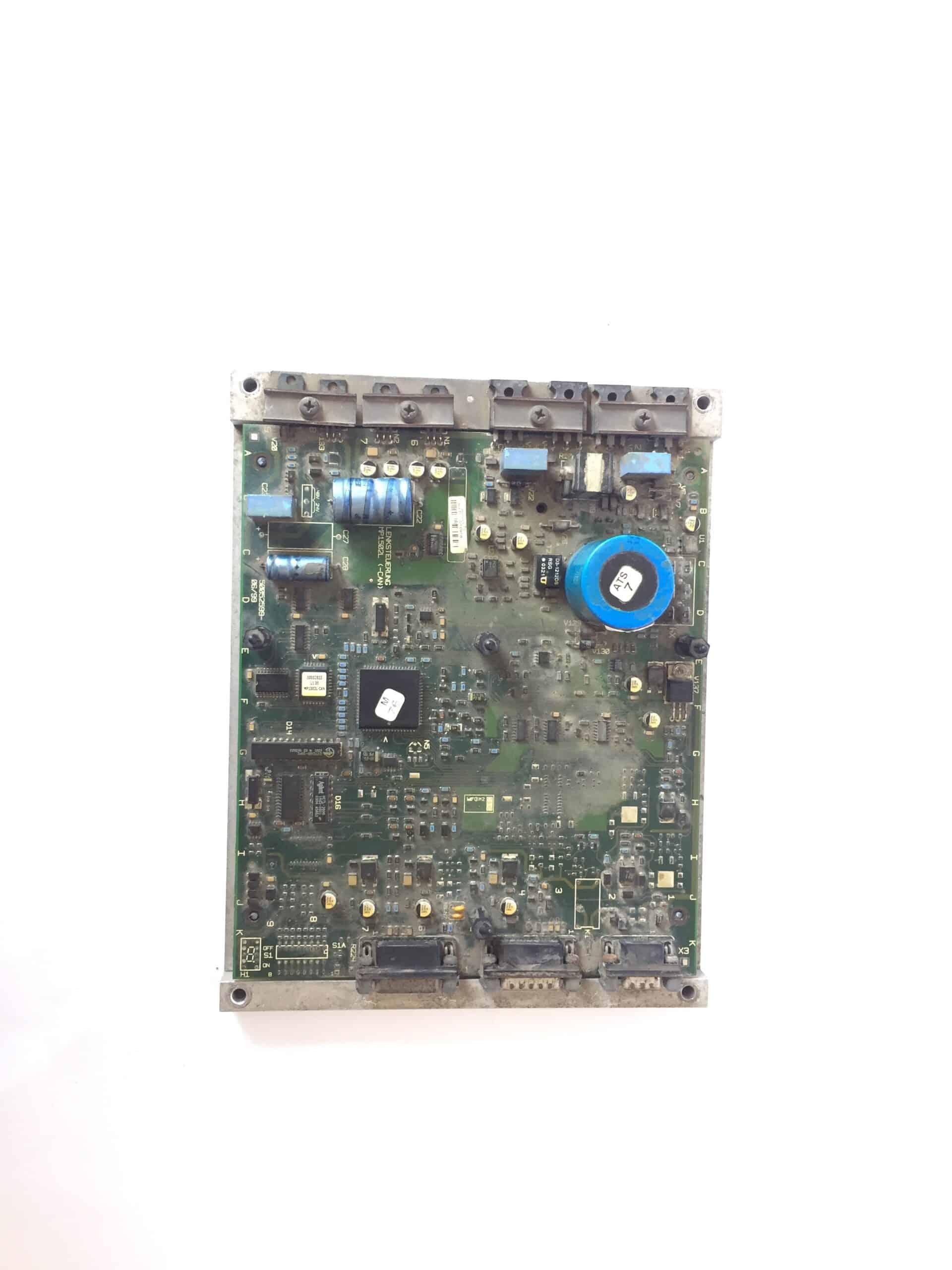 | DRIVE CONTROLLER CARD | Fazl-e-Rasheed and Company August 2021