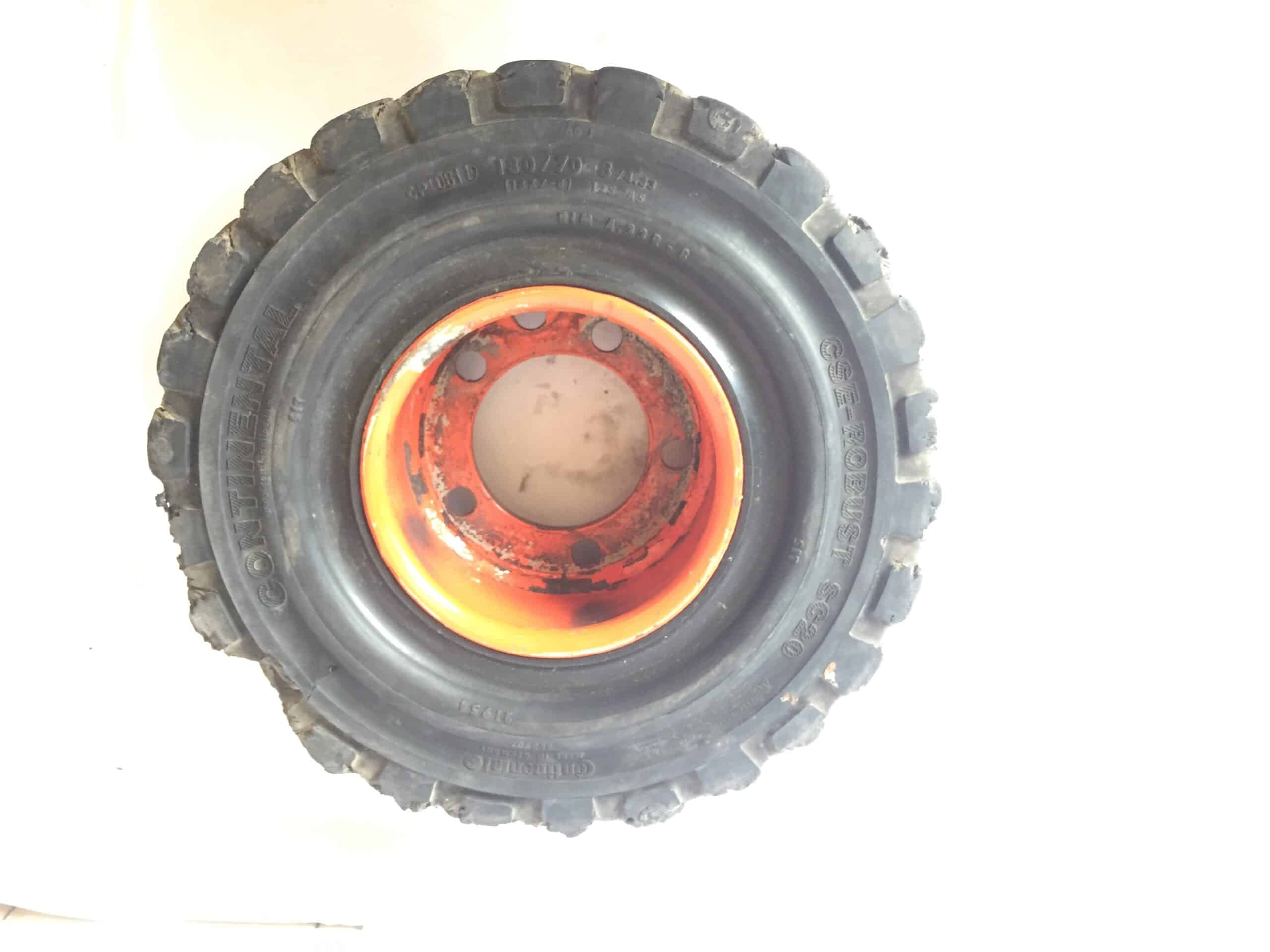   Front Wheel   Fazl-e-Rasheed and Company August 2021