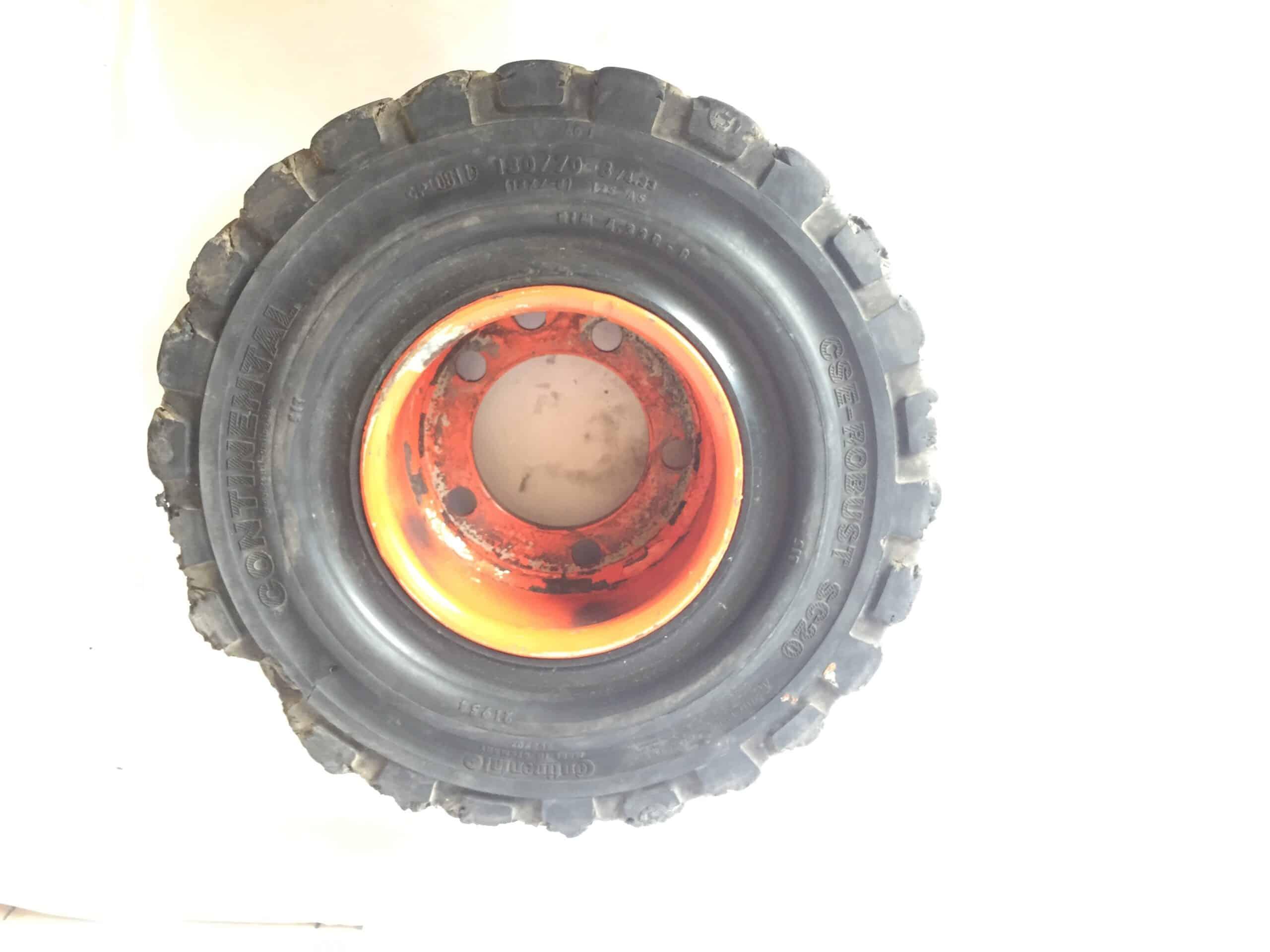   Disc wheel 4.33R-8   Fazl-e-Rasheed and Company August 2021