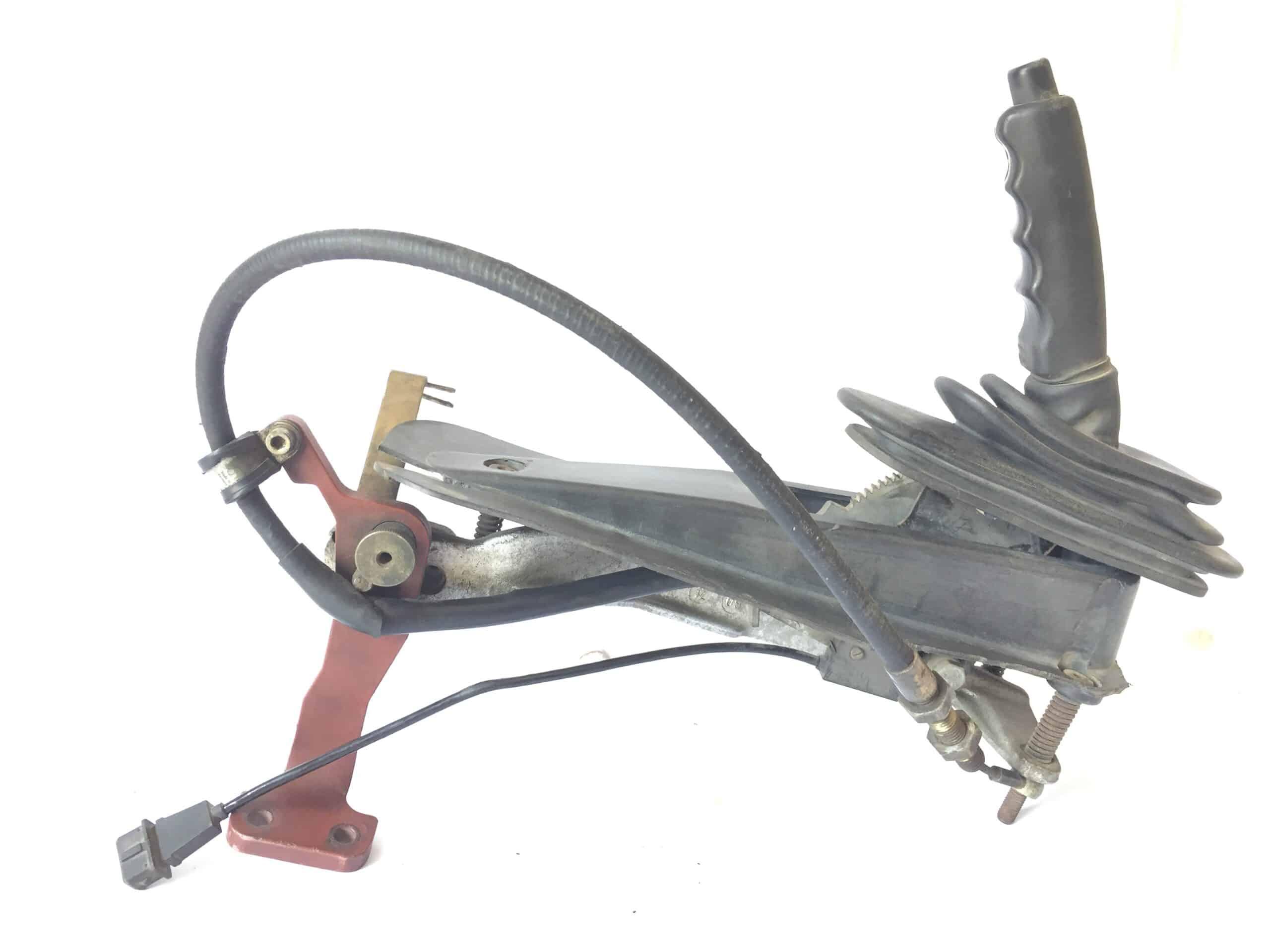 | Hand brake lever assy. | Fazl-e-Rasheed and Company August 2021
