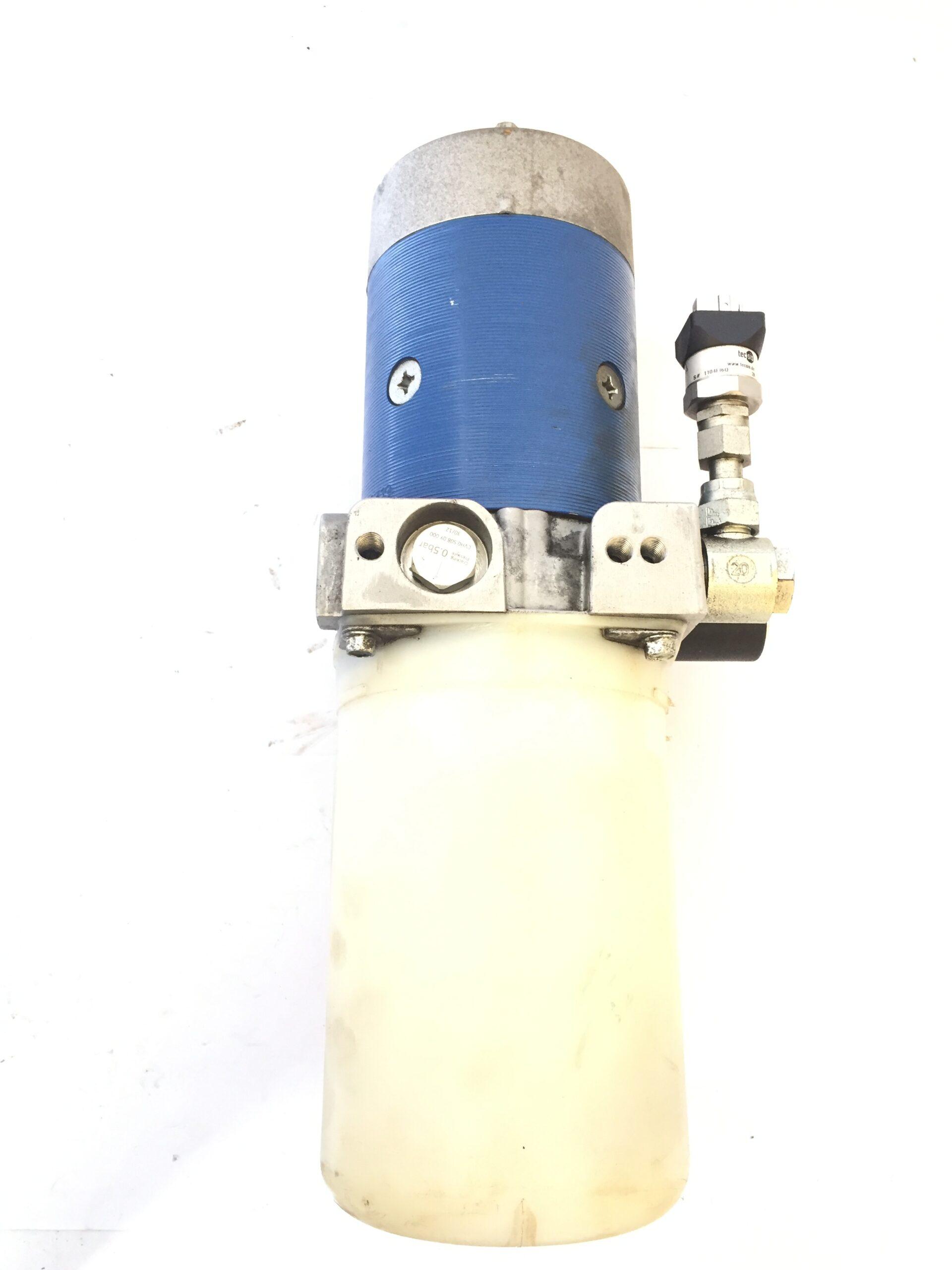   Hydraulic Pump   Fazl-e-Rasheed and Company August 2021