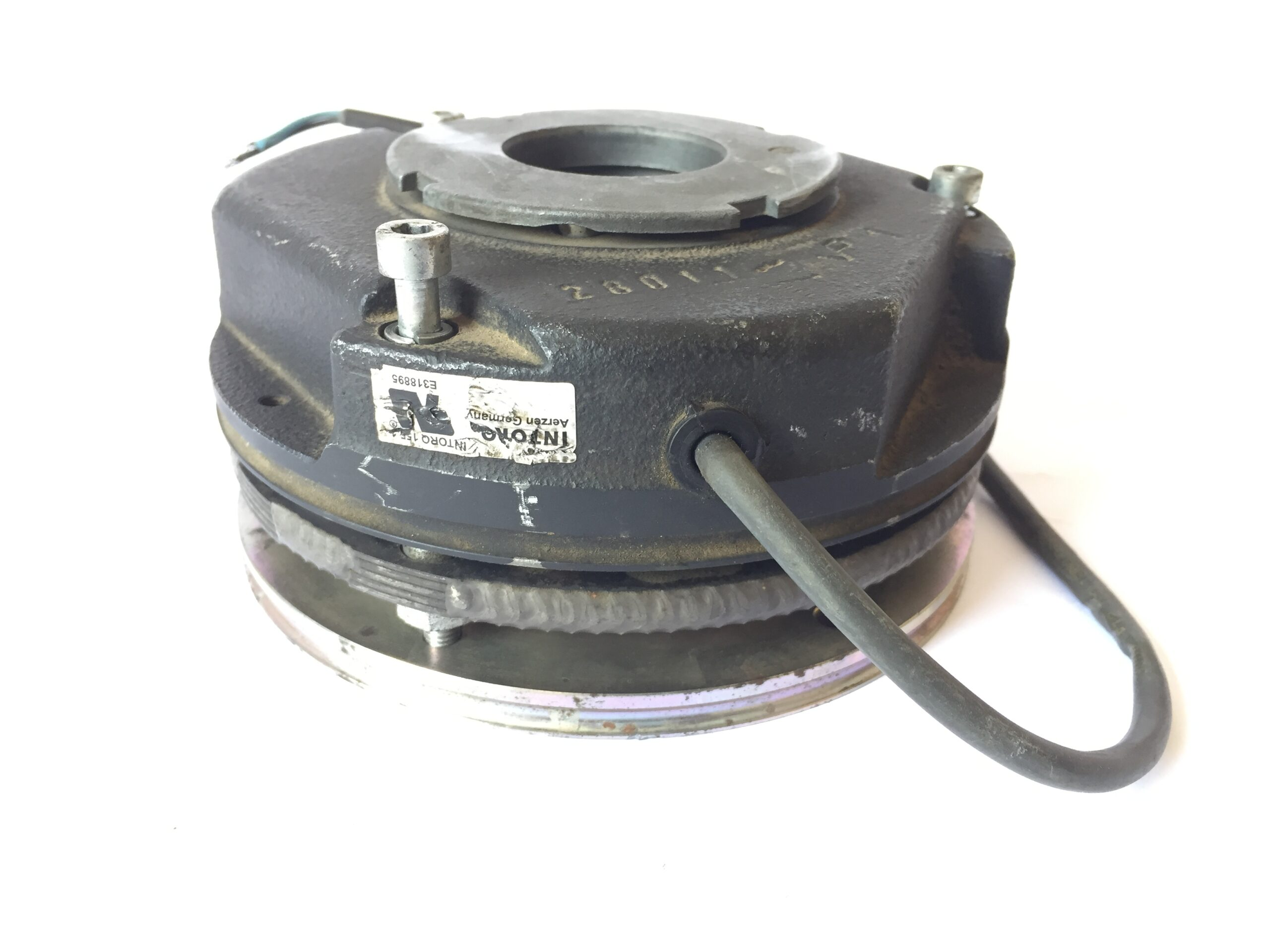 | Magnetic Brake | Fazl-e-Rasheed and Company August 2021