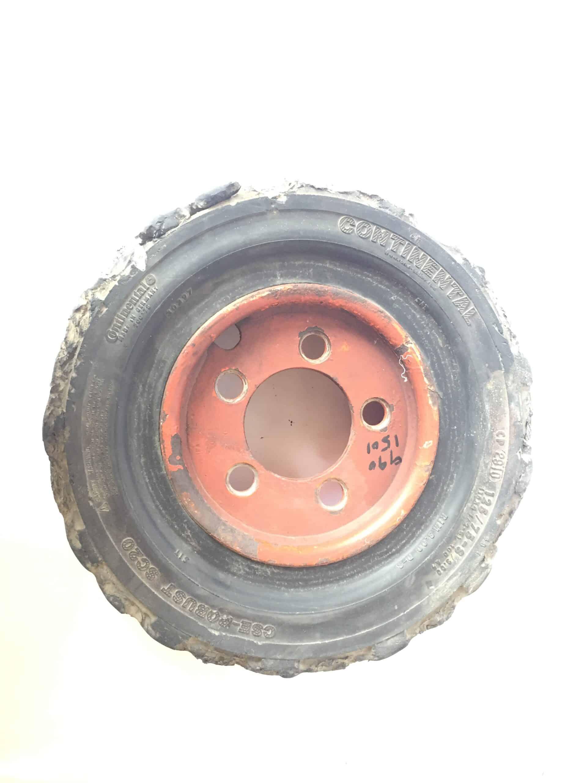  Rear Wheel   Fazl-e-Rasheed and Company August 2021