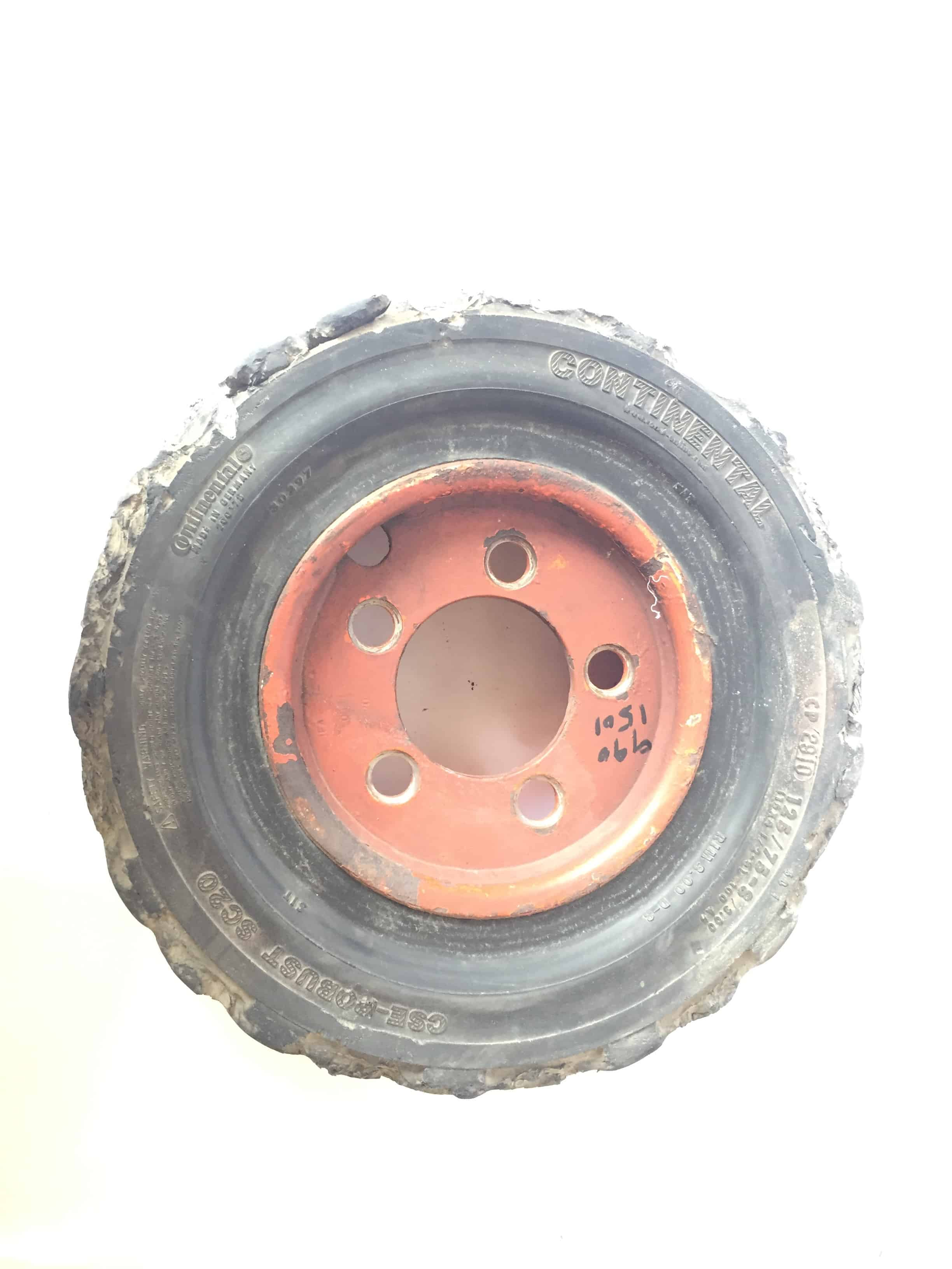   Disc wheel assy. 4,33R-8   Fazl-e-Rasheed and Company August 2021