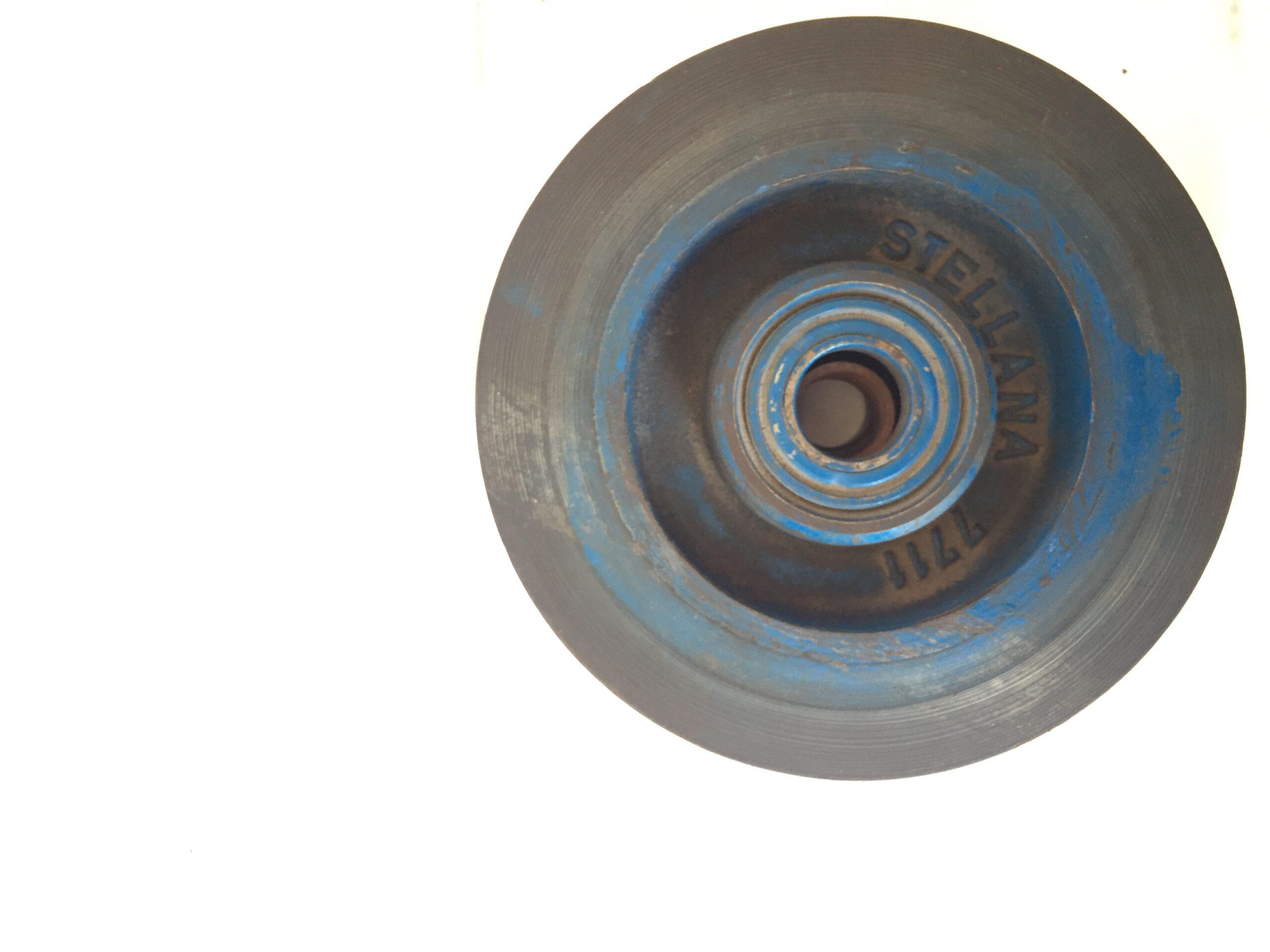 | Support Wheel USED | Fazl-e-Rasheed and Company August 2021