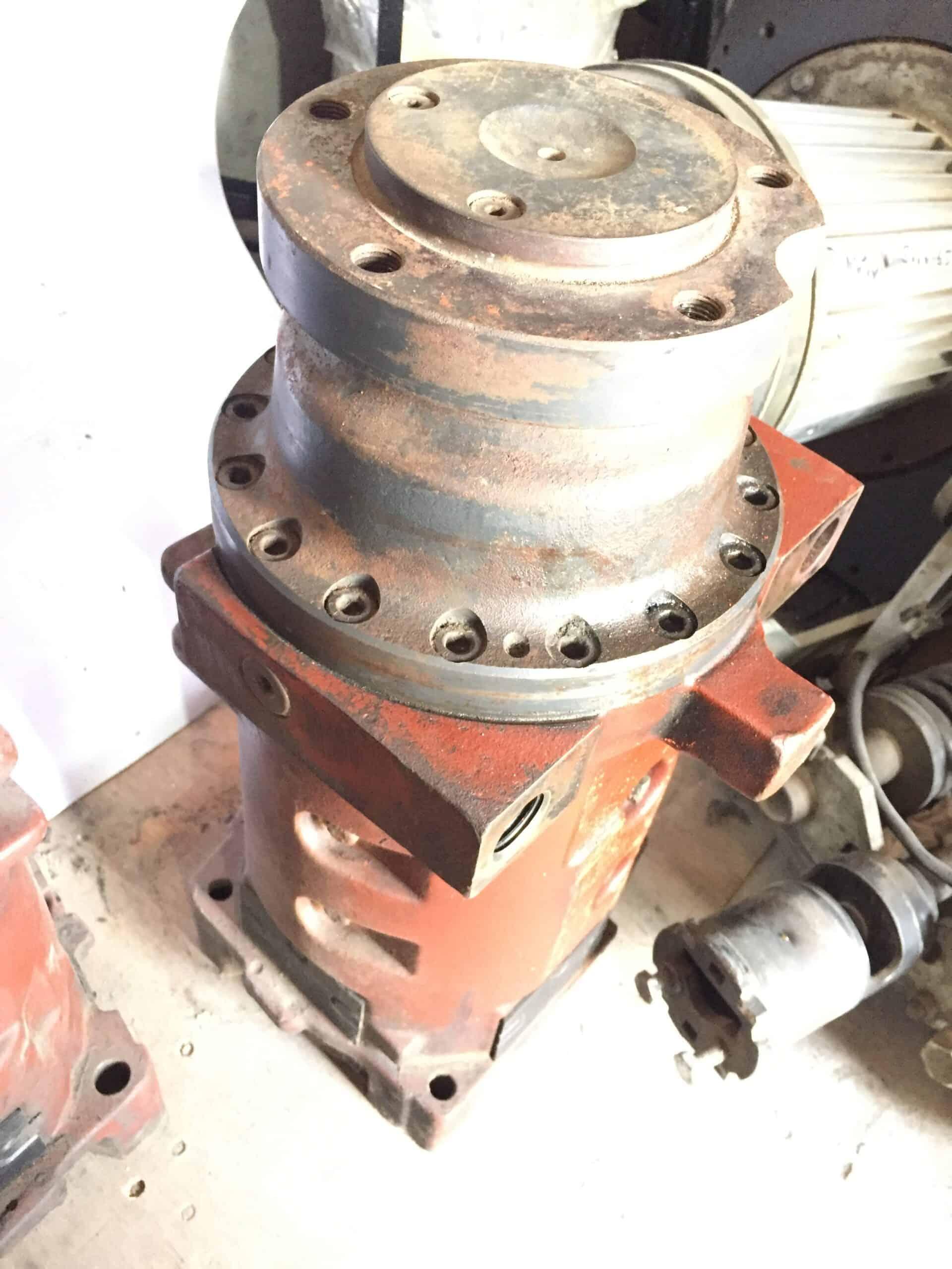  Traction motor Assy- Right   Fazl-e-Rasheed and Company August 2021